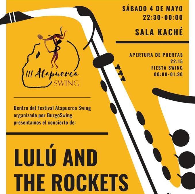 Concierto y baile social el 4 de mayo