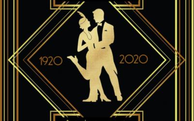 Fiesta celebración años 20